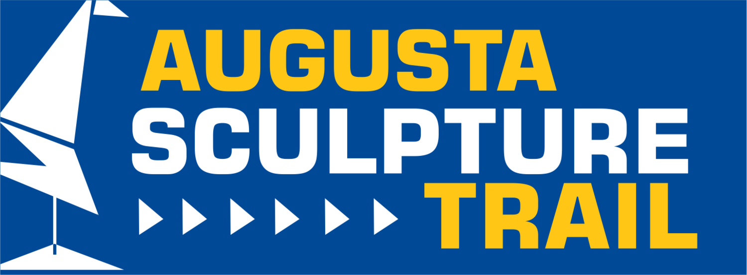 Augusta Sculpture Trail logo